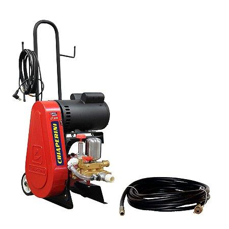 Lavadora Lava Jato de 300 libras (Movél) 2HP - LJ 3000 com ligação 220V - CHIAPERINI