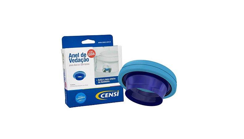 Anel Vedação Vaso Sanitário Com Guia Ref. 7490 - CENSI
