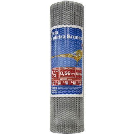 Tela Viveiro 1/2X24 X 1,50M- Rl 50M - MORLAN