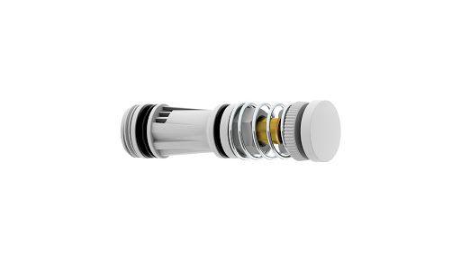 """Acionador para Valvula de Descarga Hydra* Luxo/Master - 1.1/4"""" e 1.1/2"""" Ref. 1225 - CENSI"""