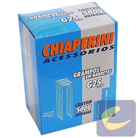 Grampo Em Barretes G-25 PCW CX 05UN - CHIAPERINI