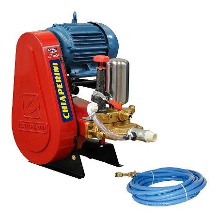 Lavadora Lava Jato LJ7000 Fixa C/MT 5HP 220/380V C/ Mang. 1/2 (891) - CHIAPERINI