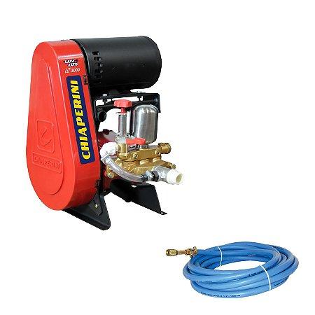 Lavadora Lava Jato LJ3000 Fixa C/MT 2HP 220/380V C/ Mang. 1/2 (848) - CHIAPERINI