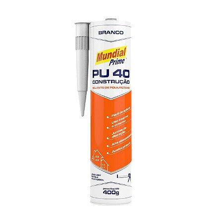 Pu 4040 Branco 400g - MUNDIAL PRIME