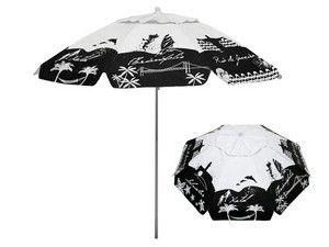 Guarda Sol Bagum Listras Fashion 1,80m - MOR