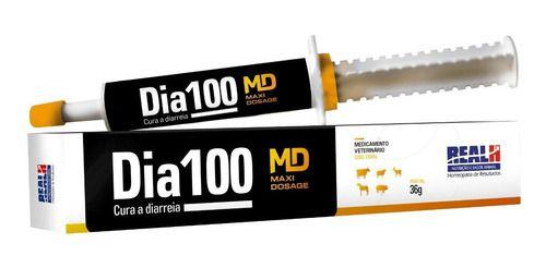 Dia 100 (Cura Diarreia) - Pasta 36 G - REAL H