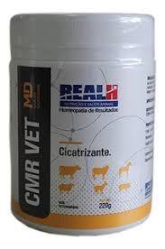Cmr Vet (Cicatrizante) - 220 Gramas - REAL H