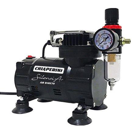 Motocompressor Ar Direto Silenciar 150W 127V - CHIAPERINI