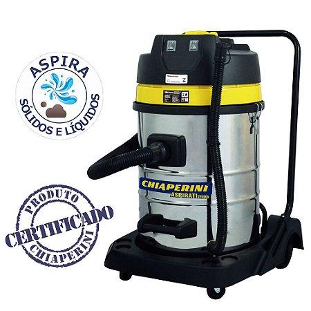 Aspirador Po/Agua 2000W 70L 220V - CHIAPERINI