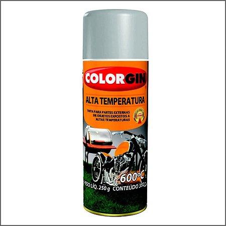 Tinta Spray Decor Alta Temperatura Aluminio - SHERWIN-WILLIAMS