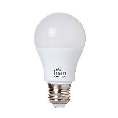 Lampada Bulbo Led 15W E27 6500K - KIAN