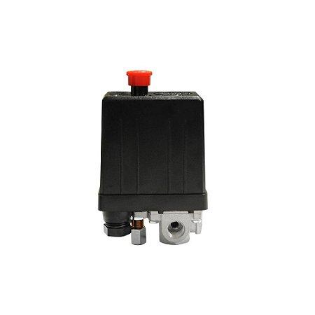 Pressostato Vertical 90/120 C/V C/Ch C/M 4 Vias - CHIAPERINI