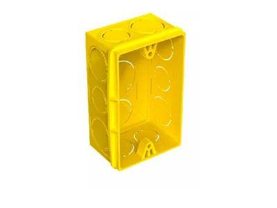 Caixa De Luz 4X2 Emb. Pct C/24 - ROMA