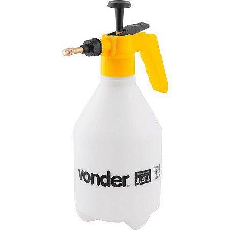 Pulverizador De Compressão Previa 1,5 L - VONDER