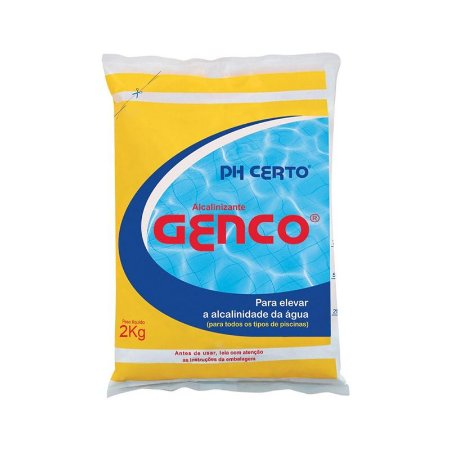 PH Certo  Alcalinizante Granulado 2KG - GENCO