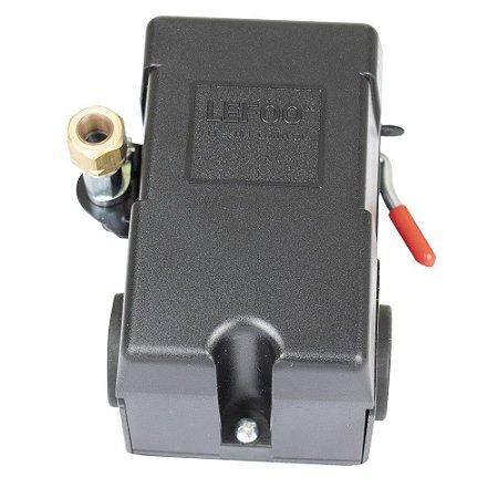 Pressostato 100/140 C/V C/Ch C/M 4 V MP - CHIAPERINI