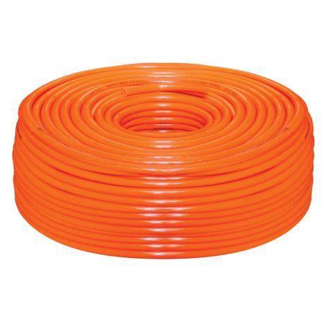 Mangueira Super Flexivel Pura Laranja 1/2 X 2,0 Rolo 30 MT - BARIFLEX*