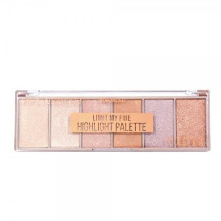 Ruby Rose Paleta Iluminador Pocket Light My Fire hb-7512