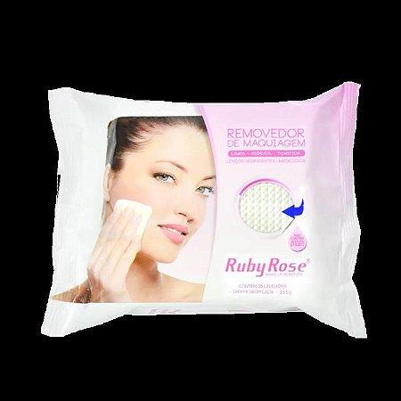 Lenço Removedor de Maquiagem HB200 Rosa