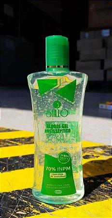 Álcool Gel Para Mãos 70% Antisseptico 350ml COM ANVISA