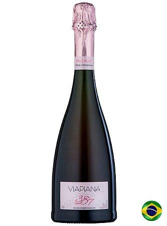 Viapiana Espumante Brut Rosé Champenoise 387 dias