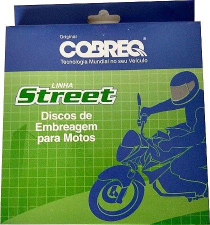 DISCO DE EMBREAGEM COBREQ C100
