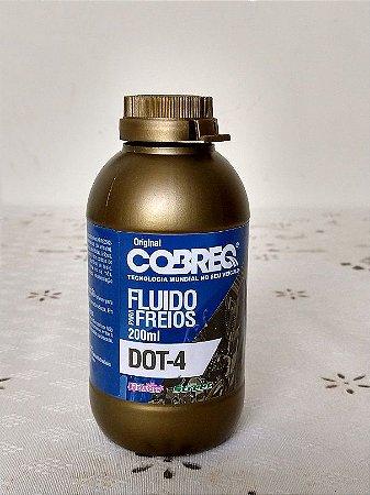 FLUIDO DE FREIO COBREQ DOT 4
