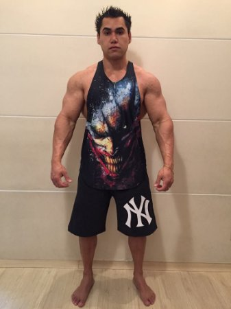 Regata Cavada - A Loja do Bodybuilding d5947dd07d9