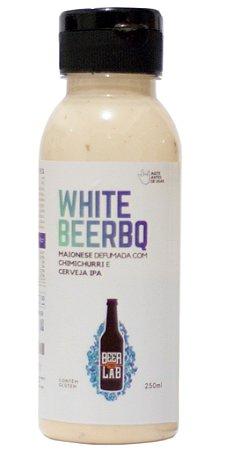 Molho de cerveja - WHITE BEERBQ