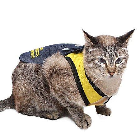 Roupinha Fantasia Minions Cat