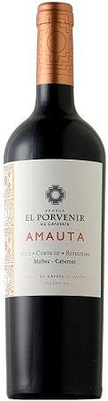 VINHO - Amauta Corte IV Cabernet Franc-Malbec - 750 ml