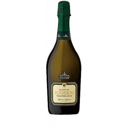 ESPUMANTE - Ruggeri Quartese Prosecco di Valdobbiadene  DOCG Brut - 750 ml