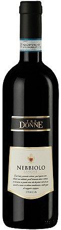VINHO - Tre Donne Langhe Nebbiolo Barbari DOC - 750 ml