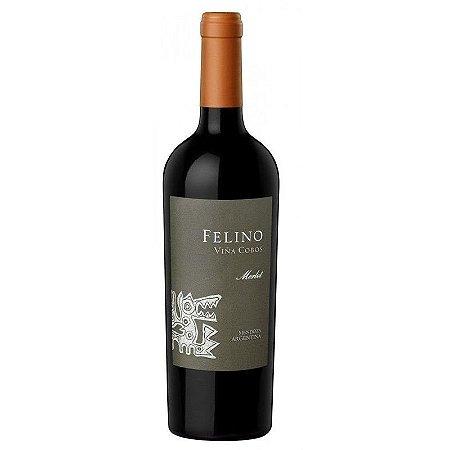 VINHO - Cobos Felino Cabernet Sauvignon - 750 ml
