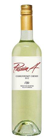 VINHO - Pasion 4 Chardonnay Chenin - 750 ml