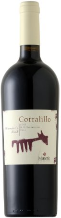 VINHO - Matetic Corralillo Winemaker´s Blend  - 750 ml