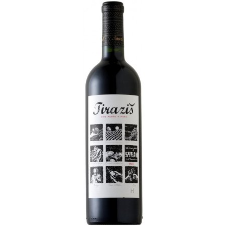 VINHO - House Tirazis Syrah  - 750 ml