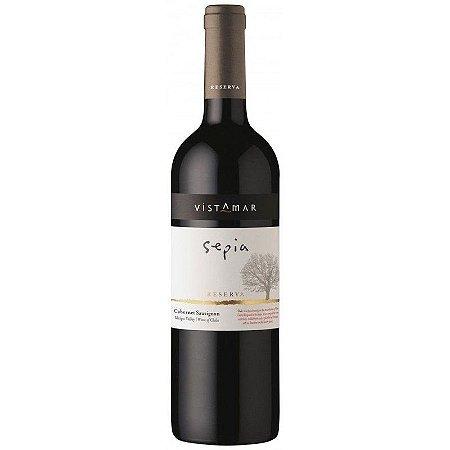 VINHO - Sepia Reserva Cabernet Sauvignon - 750 ml