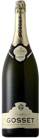 ESPUMANTE - Gosset Champagne Brut Excellence Magnum - 1,5 L