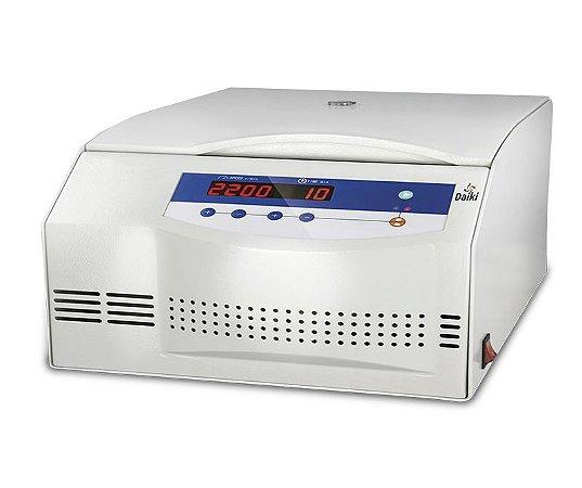 Centrífuga Digital para Citologia com motor por indução até 2200rpm