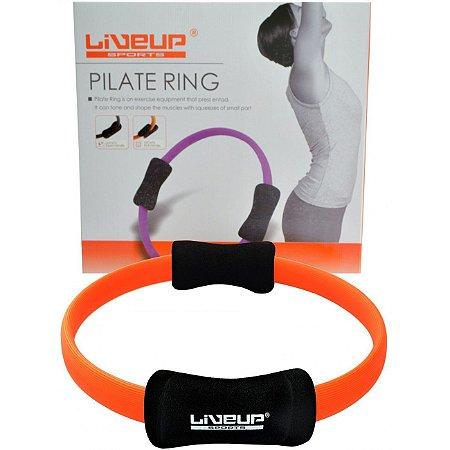 Anel de Pilates - Laranja - Liveup