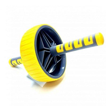 Roda de Exercício Amarela