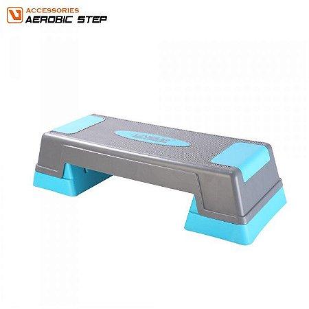 Step - Exercitador Aerobico 70x27x12/17/22cm