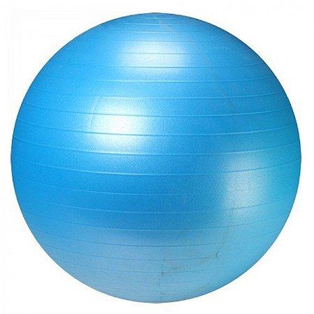 c4331e63fb Bola Suiça P  Pilates 75cm - Premium - Azul - Saúde e Bem Estar