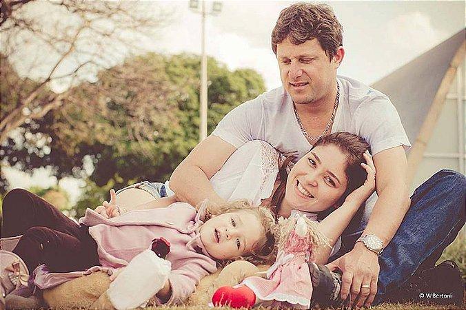Ensaio: Família + 1 Álbum 30x30