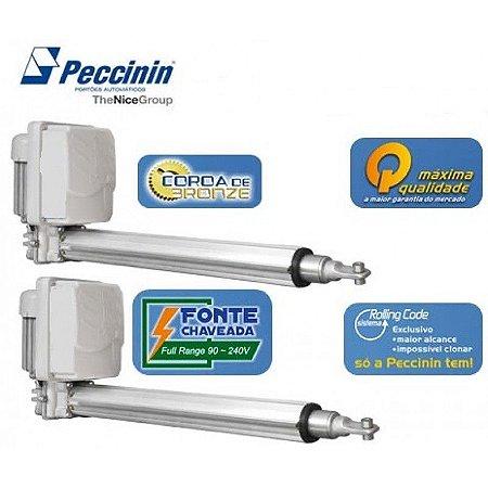 ( Já Instalado)Kit Motor PIVÔ DUPLO BRAÇO 0,75CM MAX GOLDEN  2010  1/3 Piccinin   (não esta incluso serviço de serralheiro)