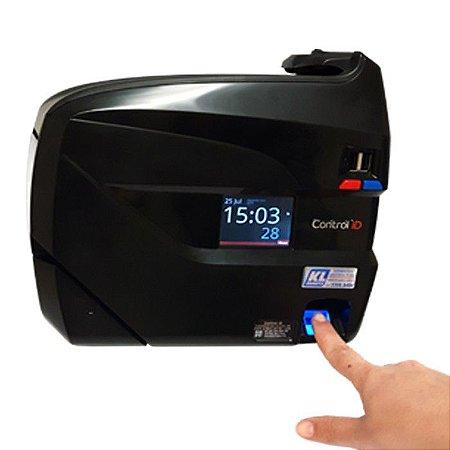 Relógio de Ponto Eletrônico REP iDClass - Control ID