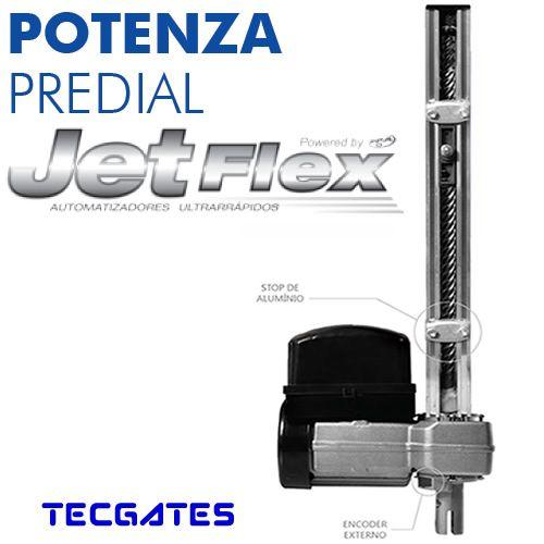 Kit Motor Basculante 1/50 cm -Ppa Jet Flex FACILITY  1/3 Hp