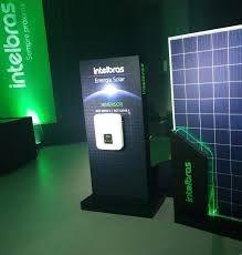 PLACA ENERGIA SOLAR  INTELBRAS  (ligue e peça seu orçamento)