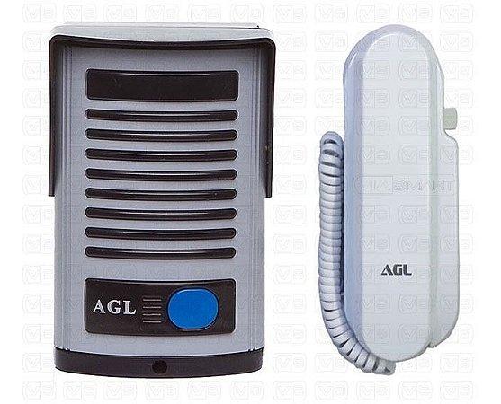 ( Já Instalado)Kit Interfone Residencial  AGL